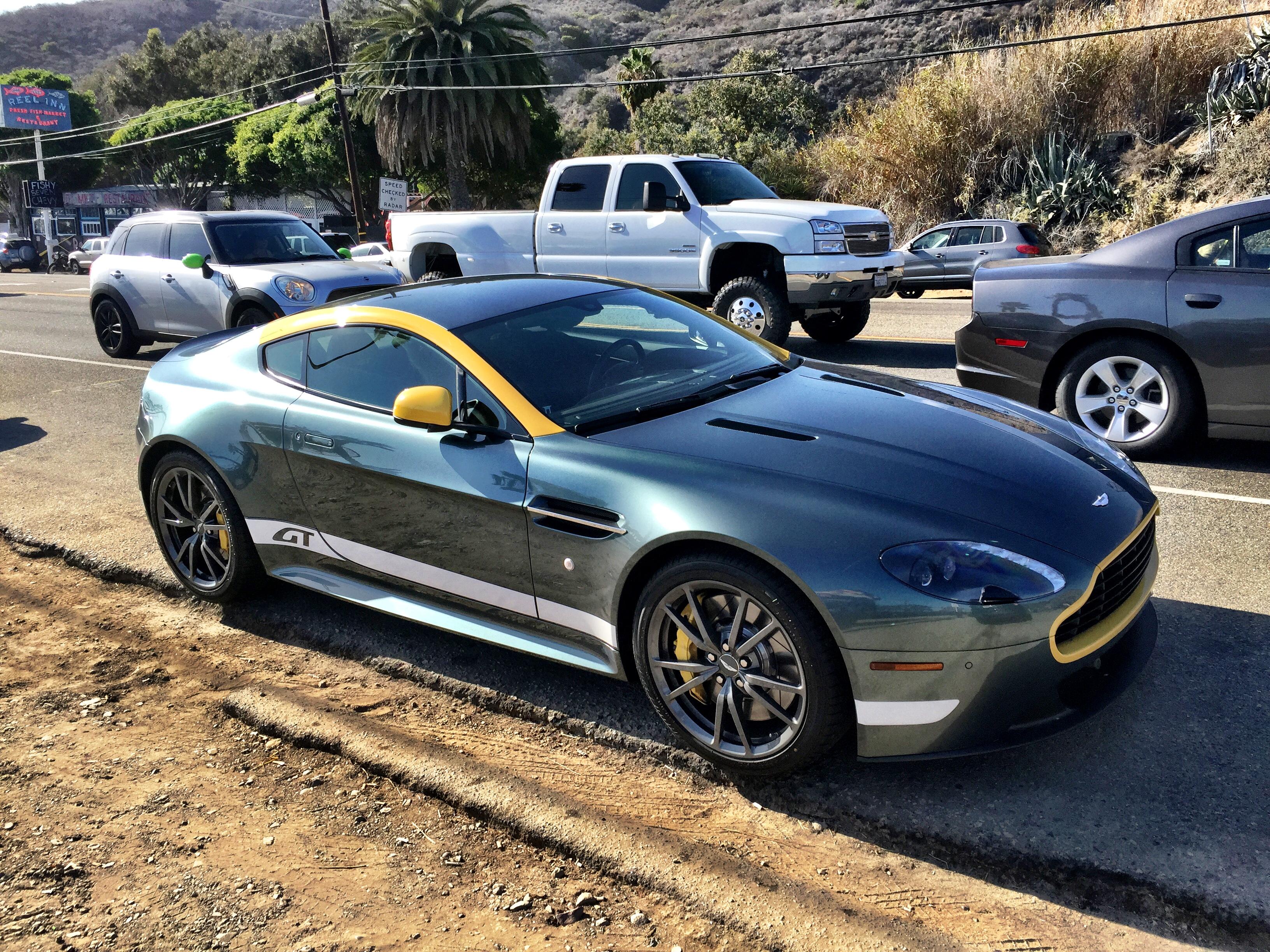 "The more ""affordable"" Aston Martin – Abigail E. Bassett"
