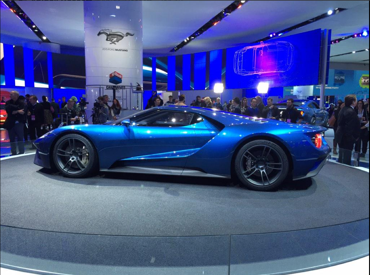 Beautiful Ford Gt Shelby R And Ford Raptor Unveiled At The  Detroit Auto Show