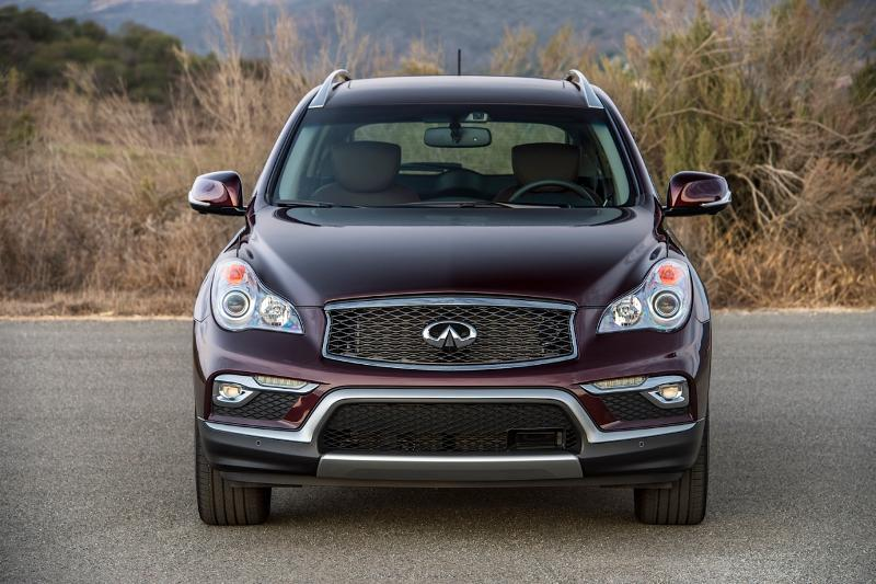 Photo courtesy Infiniti.