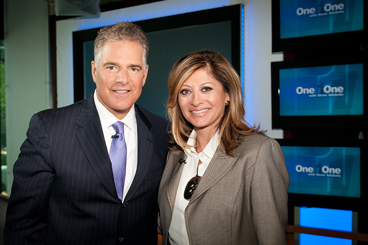Image from One-on-One with Steve Adubato.