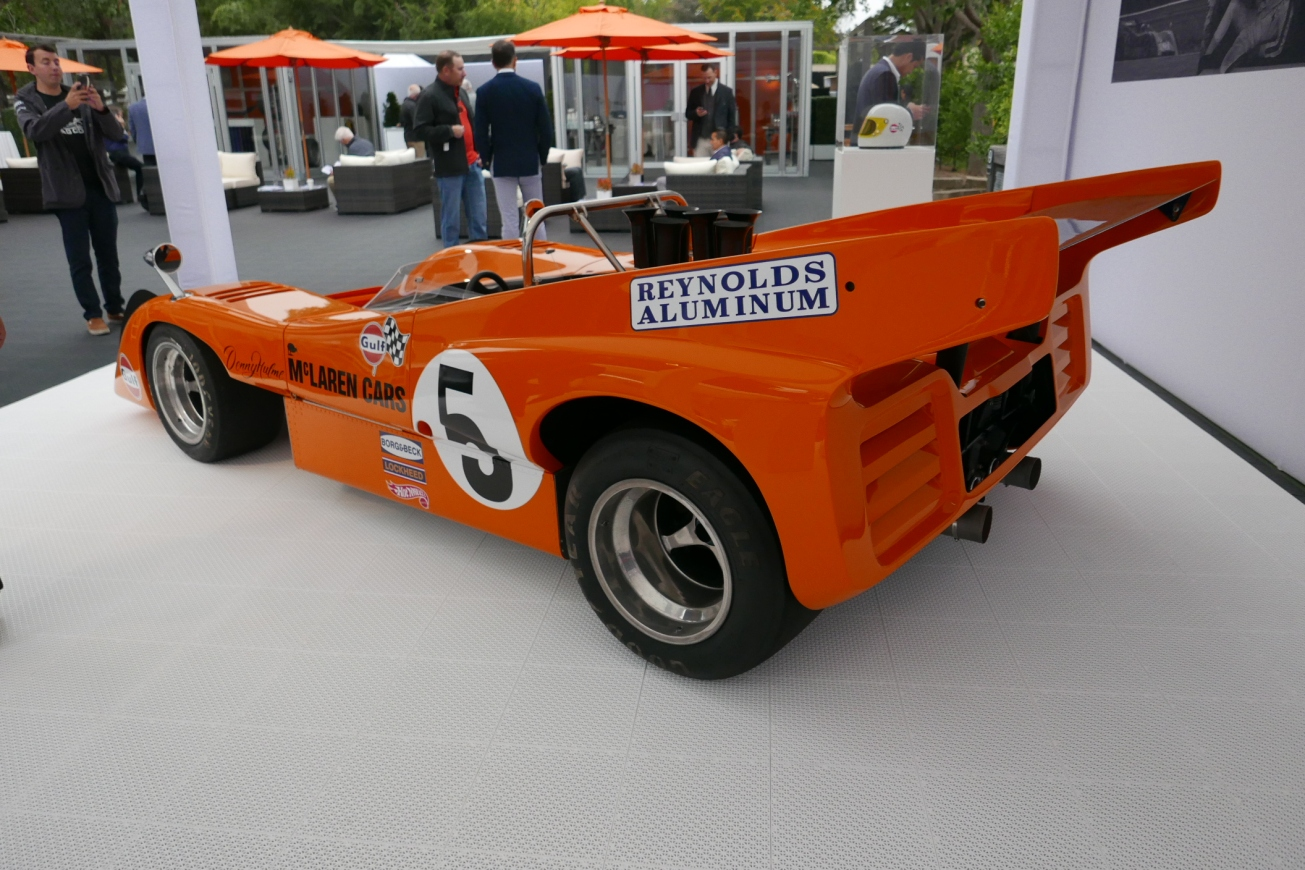 M8D Can-Am rear 3%2F4
